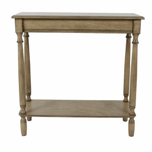 "Hadenson 28.25"" Console Table Color Sahara #176HW"