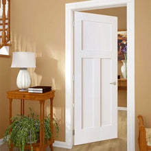 Load image into Gallery viewer, Paneled Solid Wood Primed Standard Door - #14CE