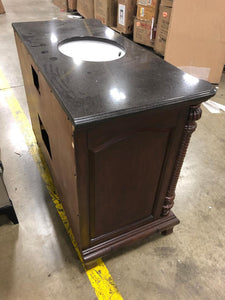 "47"" Single Bathroom Vanity Set #9174"