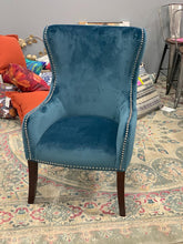 Load image into Gallery viewer, Vangorder Wingback Chair