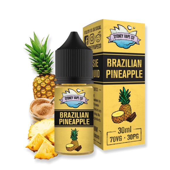 Nicotine Free Vape Liquid - Pineapple