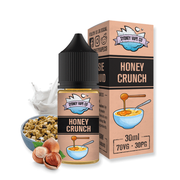 Nicotine Free Vape Liquid - Honey