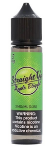 Straight Up Apple - 60ml