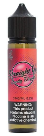 Straight Up Candy - 60ml