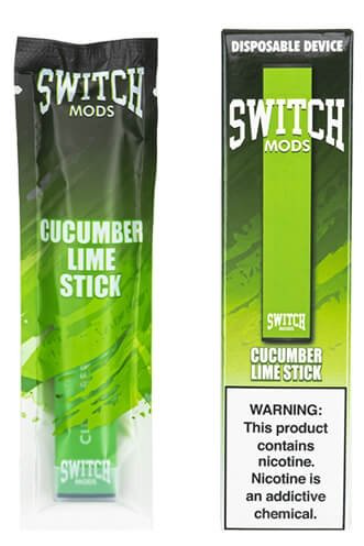 Switch MOD - Lime