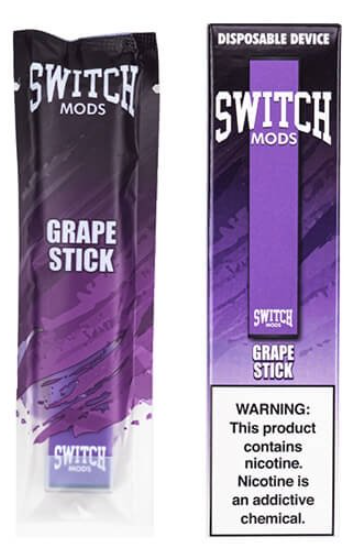 Switch MOD - Grape