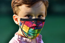 Load image into Gallery viewer, NEW: Kids Face Mask - Rainbow