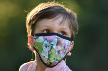 Load image into Gallery viewer, NEW: Kids Face Mask - Woof Woof