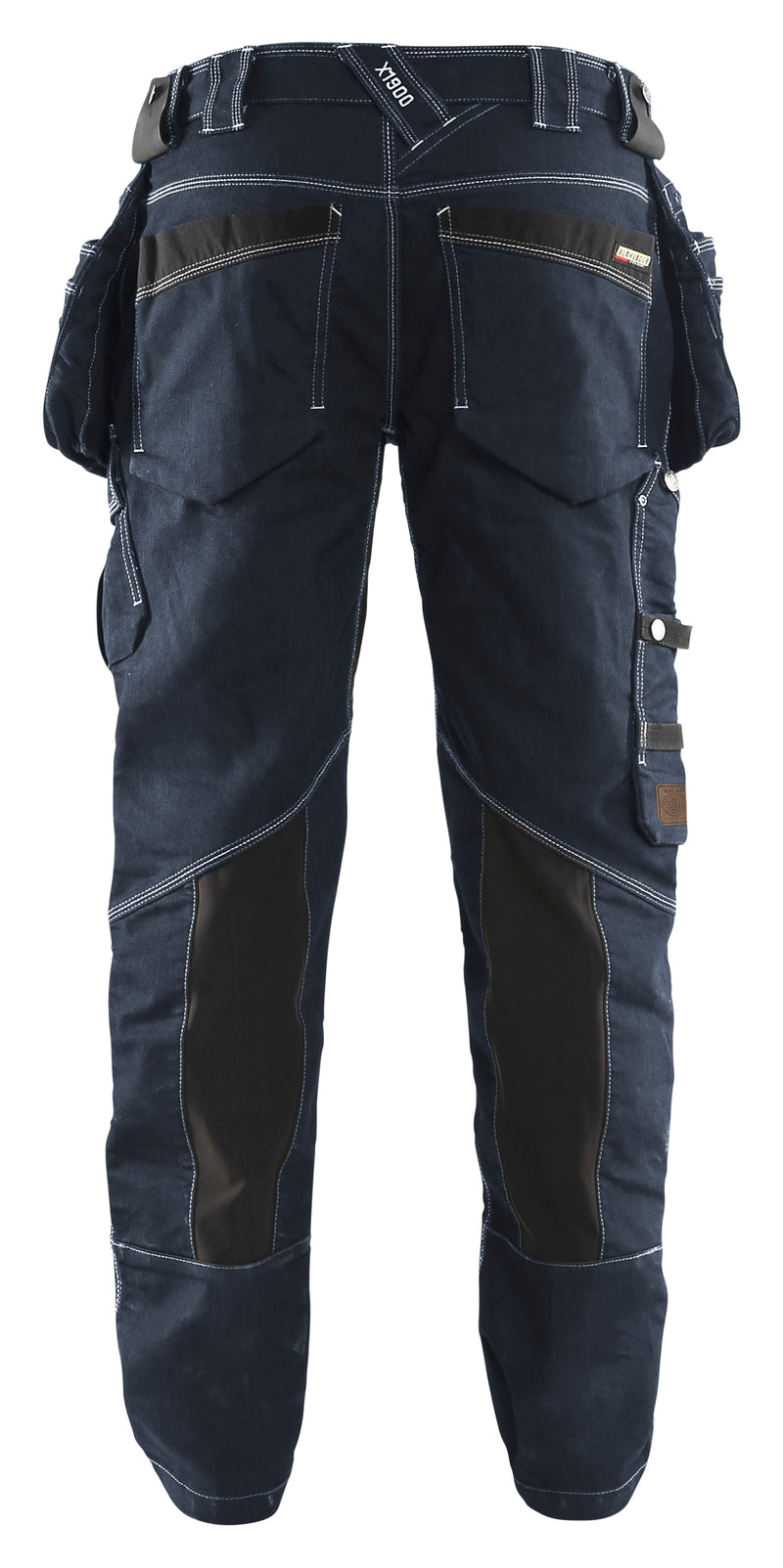 Blaklader 1990 Stretch Denim Donkerblauw