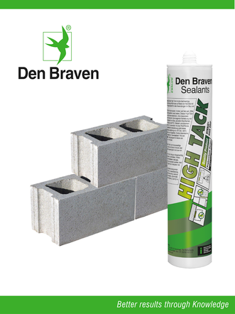 Den Braven Zwaluw High Tack 290ml