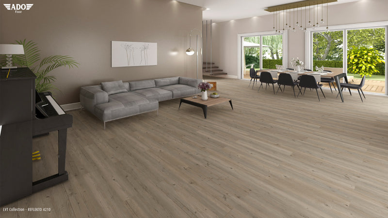 PVC Laminaat LVT Collection (DryBack) (VIVA Reflecto 4210)