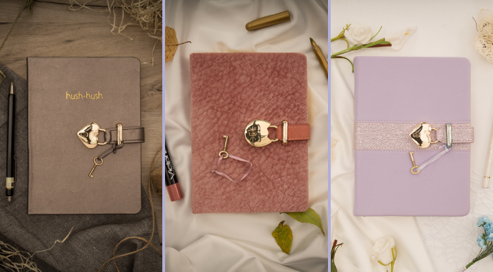 Journals with Locks