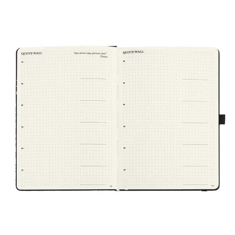 Sofia Bullet Journal and Planner - Victoria's Journals