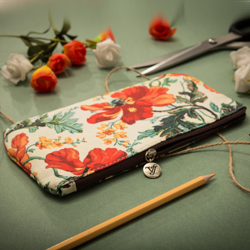 Japanese Garden Pouch Collection - Victoria's Journals