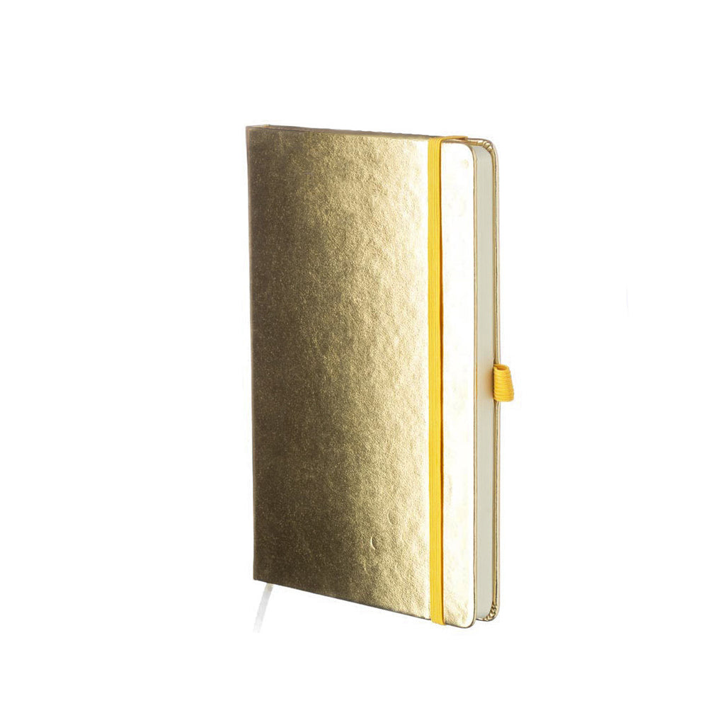 Smyth Metallics Hard Cover Dotted Bullet Journal - Victoria's Journals