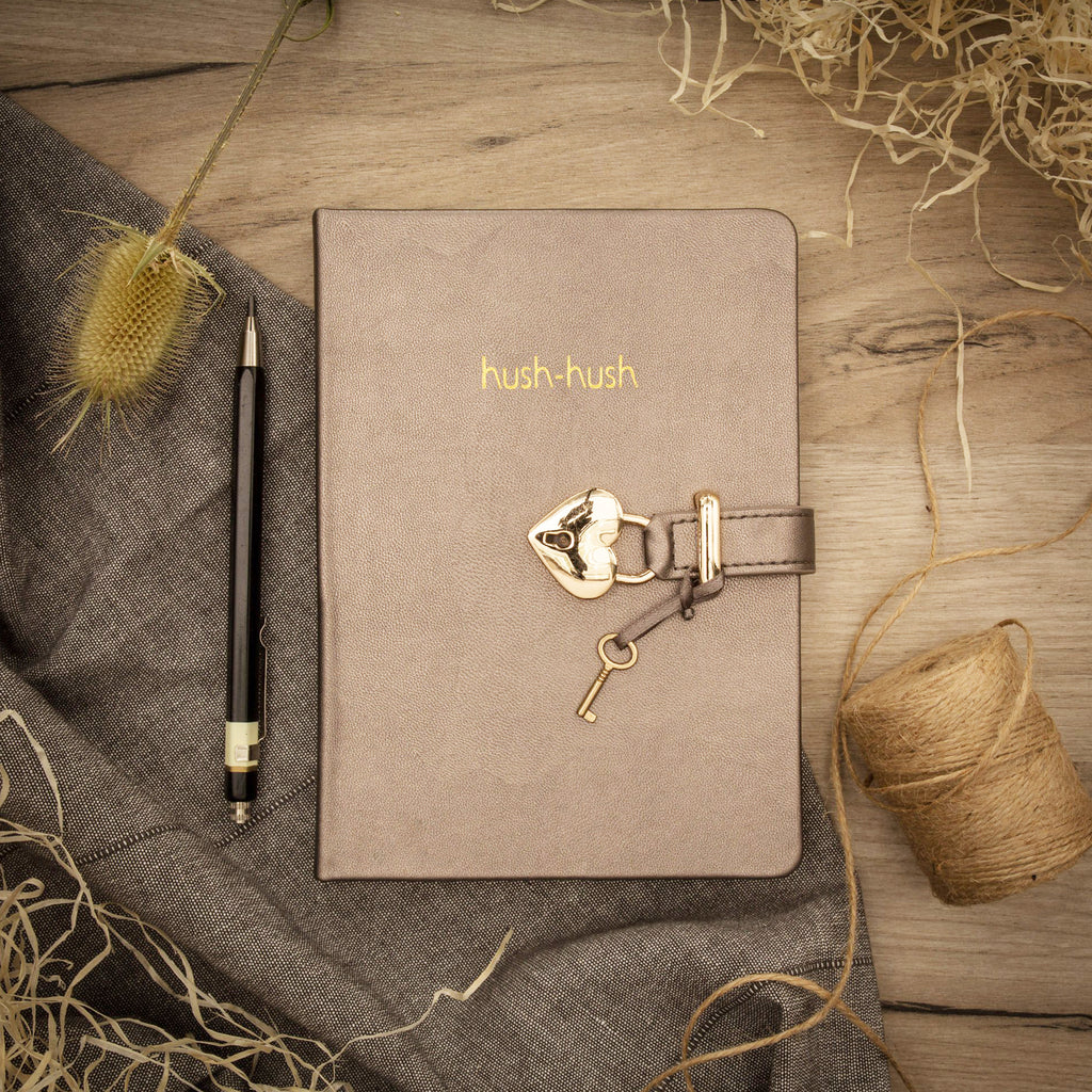 Hush-Hush My Secret Diary - Victoria's Journals