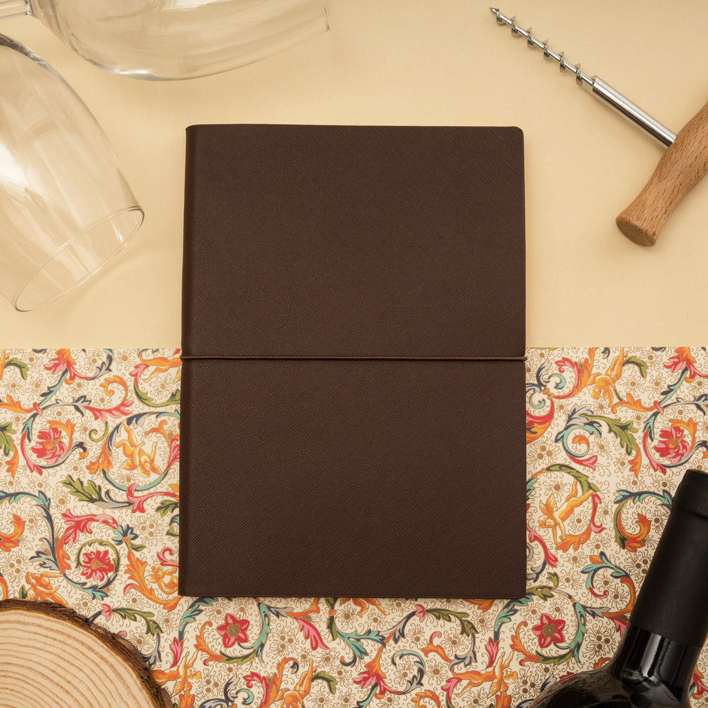 Smyth Flexy with Elastic Band Dotted Journal and Planner - Victoria's Journals