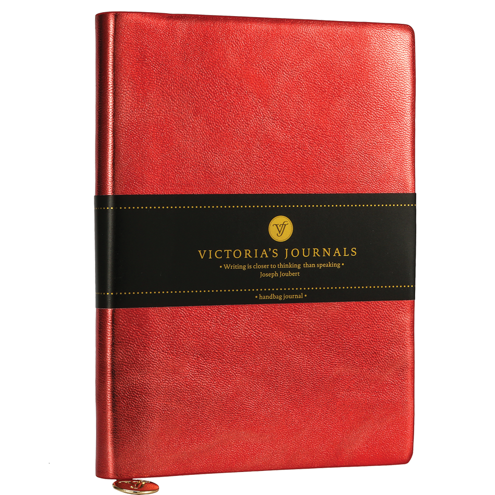 Smyth Glam Flexy Ruled Journal - Victoria's Journals