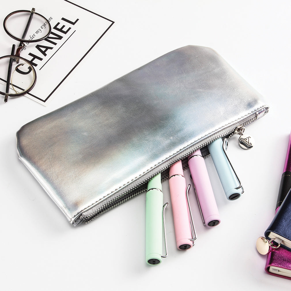 Metallic Pouches Collection - Victoria's Journals