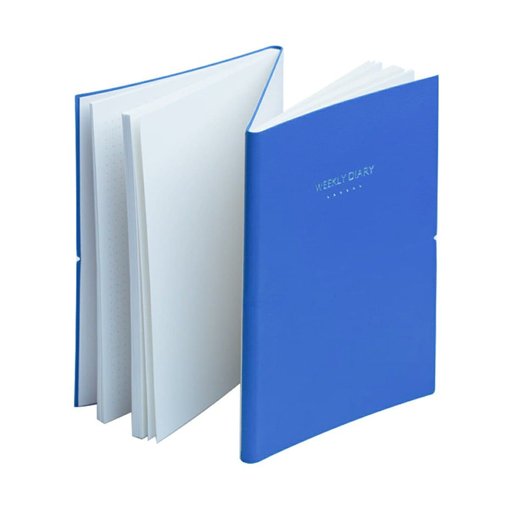 Reversible Notes Undated Weekly Diary + Dotted Journal - Victoria's Journals