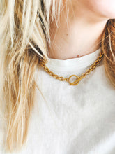 Load image into Gallery viewer, Big Simple Chain | stainless steel silver / gold necklace