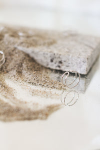 Wire ring | Silver  | 925 sterling silver ring