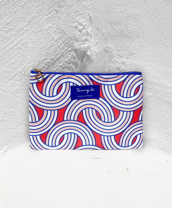 """Themis"" small pouch"