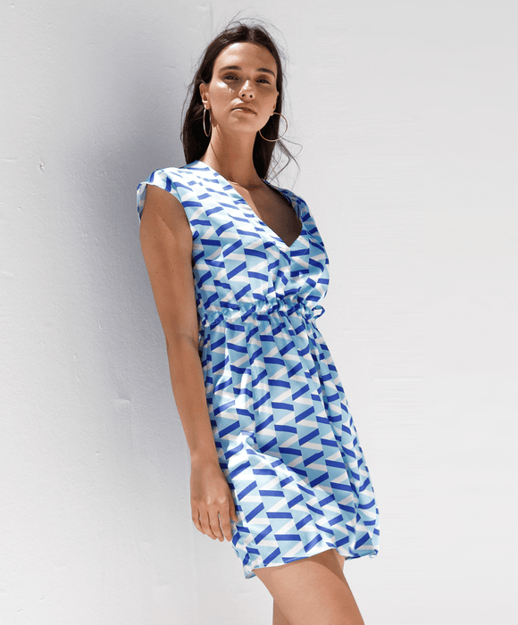 """Danae"" beach dress - Tomy K"