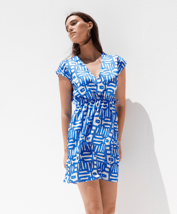 """Ioli"" beach dress - Tomy K"