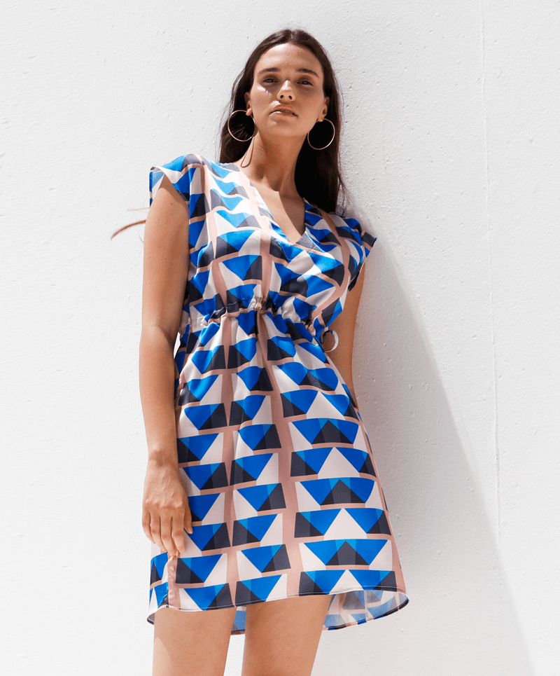 """Kassandra"" beach dress - Tomy K"