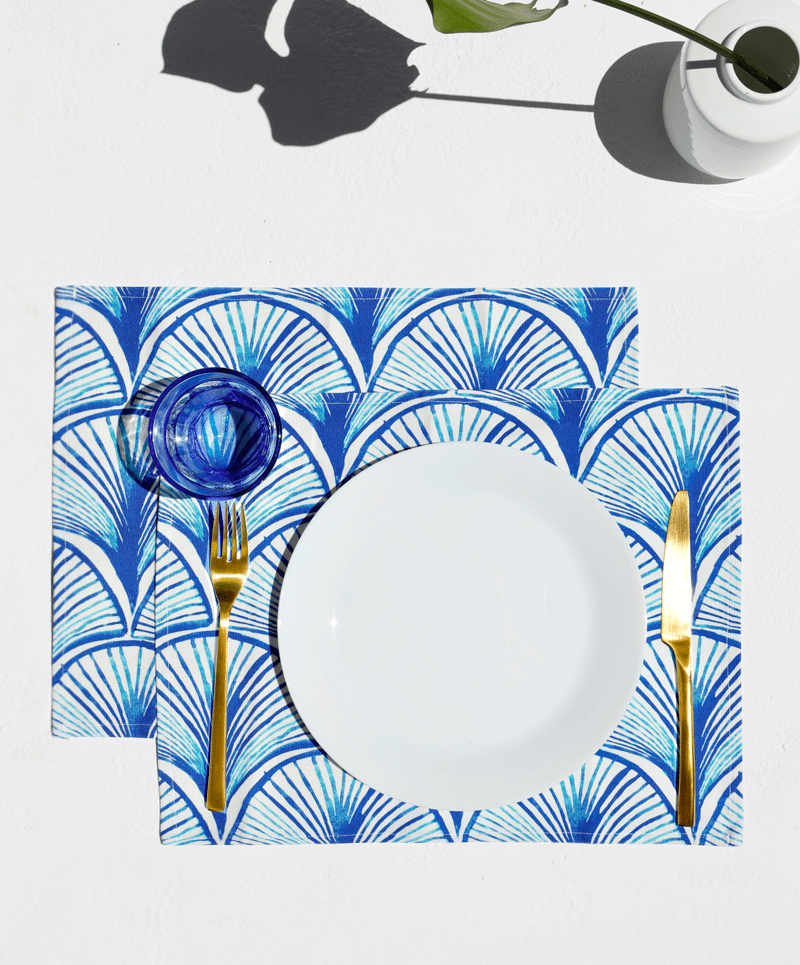 """Ostracon"" placemats - Tomy K"