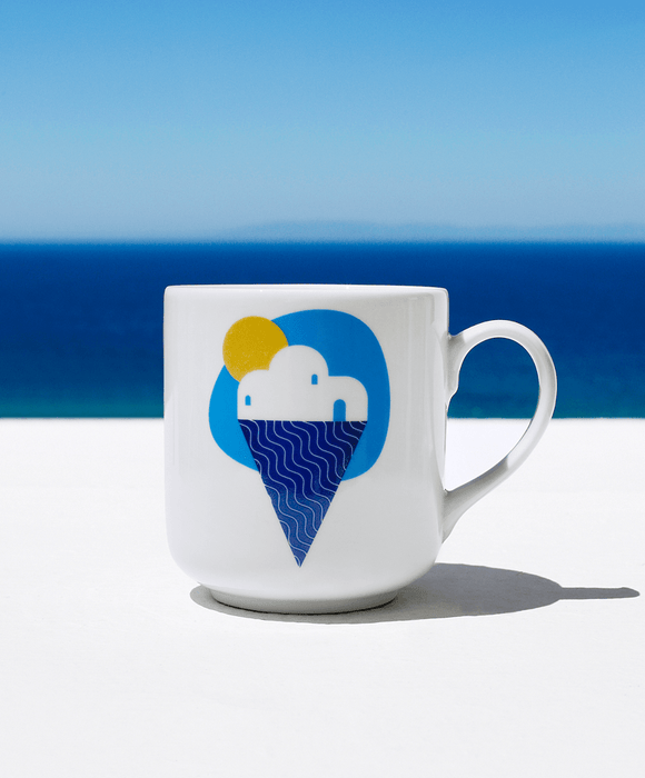 """Yummy Greece"" mug - Tomy K"