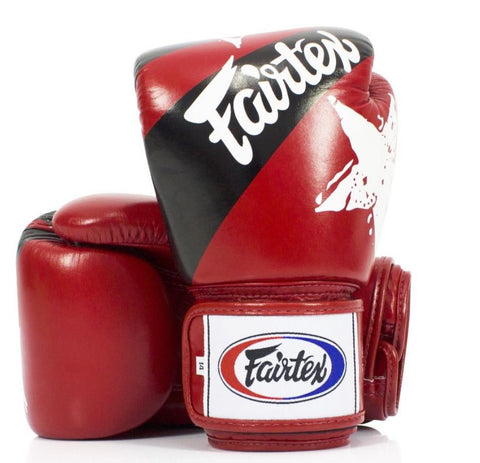 Fairtex Universal Glove - BGV1-Nation Print