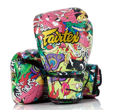 URFACE x Fairtex Boxing Gloves