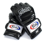 "Ultimate Combat Gloves with ""Open Thumb Loop"" - FGV12"