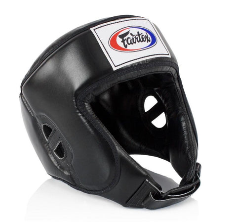 Muay Thai & Kickboxing Competition Headguard - HG9