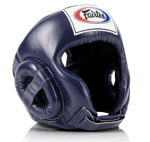Muay Thai Competition Headguard - HG6