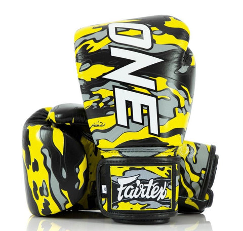 ONE X Mr.Sabotage by Fairtex - BGV-Premium ONE