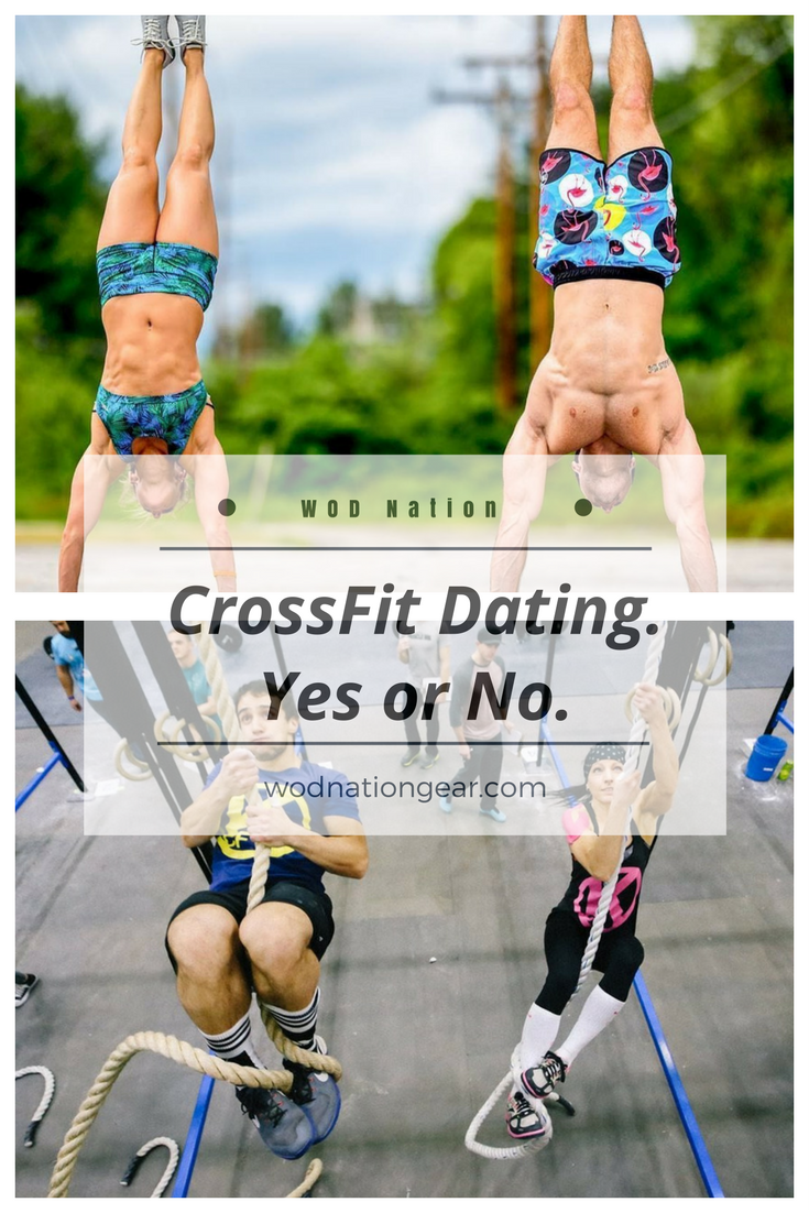 CrossFit Dating. Yes or No. #crossfit
