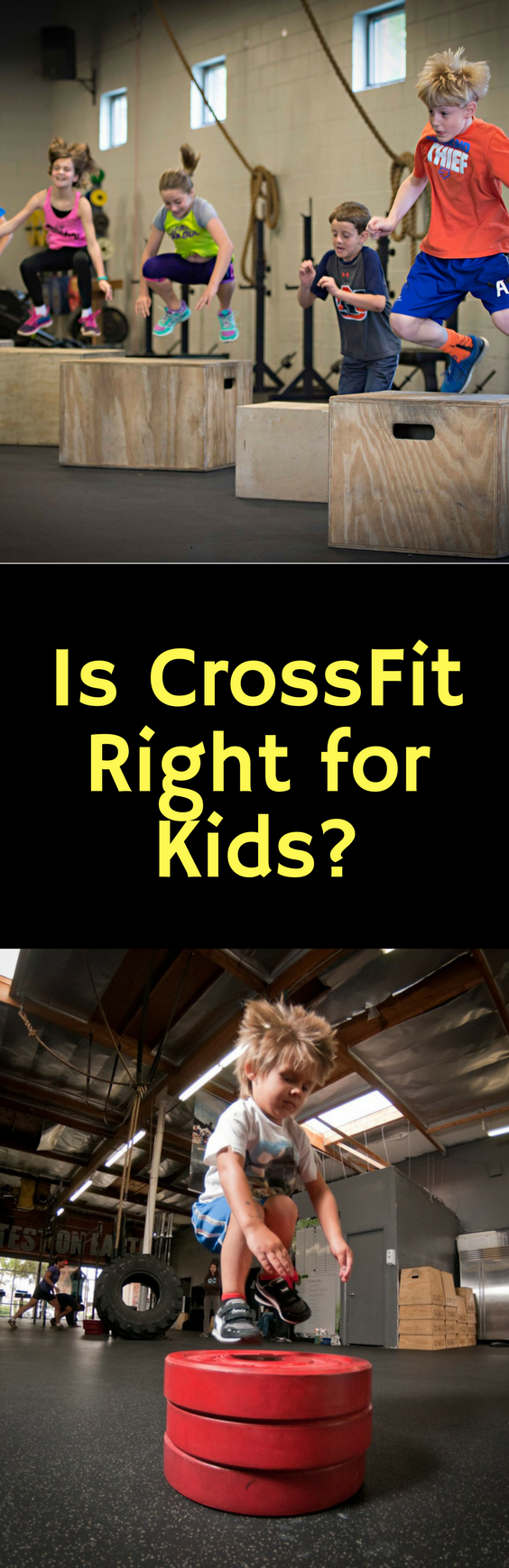 Is CrossFit Right for Kids? 3crossfit