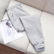 Women High Waist Drawstring Pockets Sweatpants - Melonpook