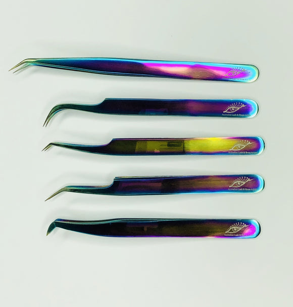 Rainbow Tweezer Collection