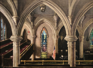 (SMALL) Invocation (The Packer Collegiate Institute Chapel)