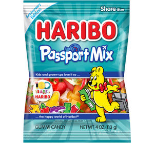 Haribo Gummy - Passport