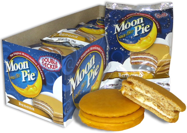 Moon Pies Double Decker - Banana