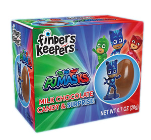 Finders Keepers Milk Chocolate Egg W/ Toy - PJ Masks