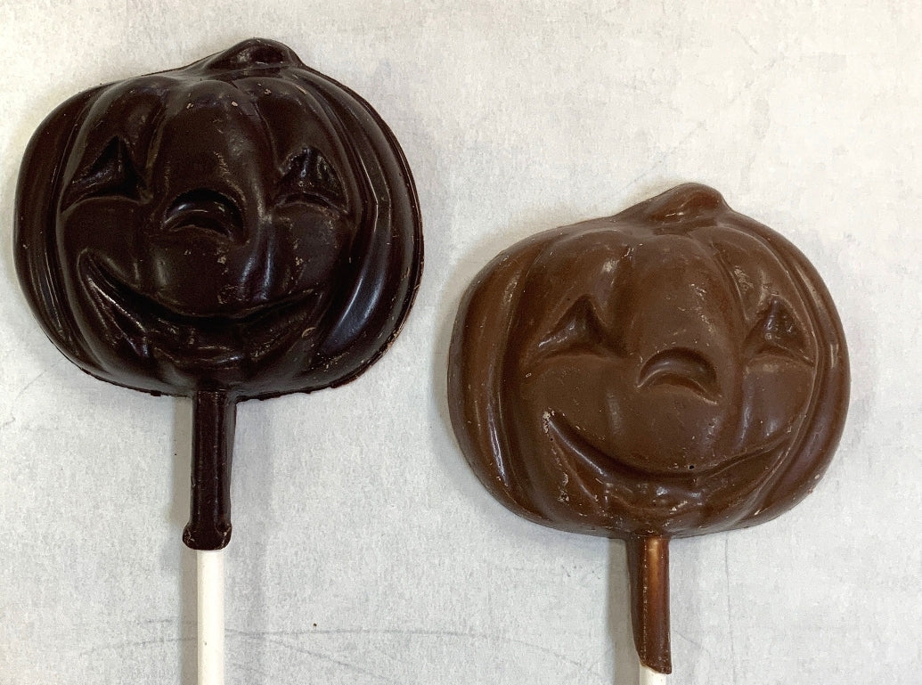 Knokes Chocolate Lollipops