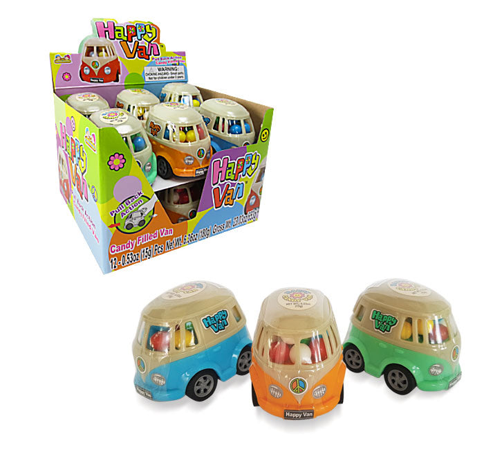 Kidsmania Happy Van