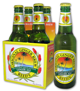 Reed's Ginger Brew - Original Ginger Beer