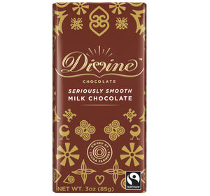 Divine Chocolate Bar - Milk